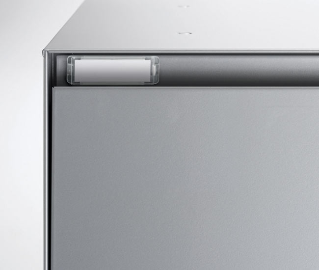Best Over the Cabinet Door Chrome Folding Hair Dryer Holder Caddy